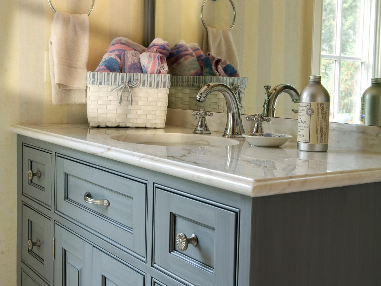 Quartz bathroom countertops -  Honest Review Of The Most Popular Bathroom Surfaces Euroluxe
