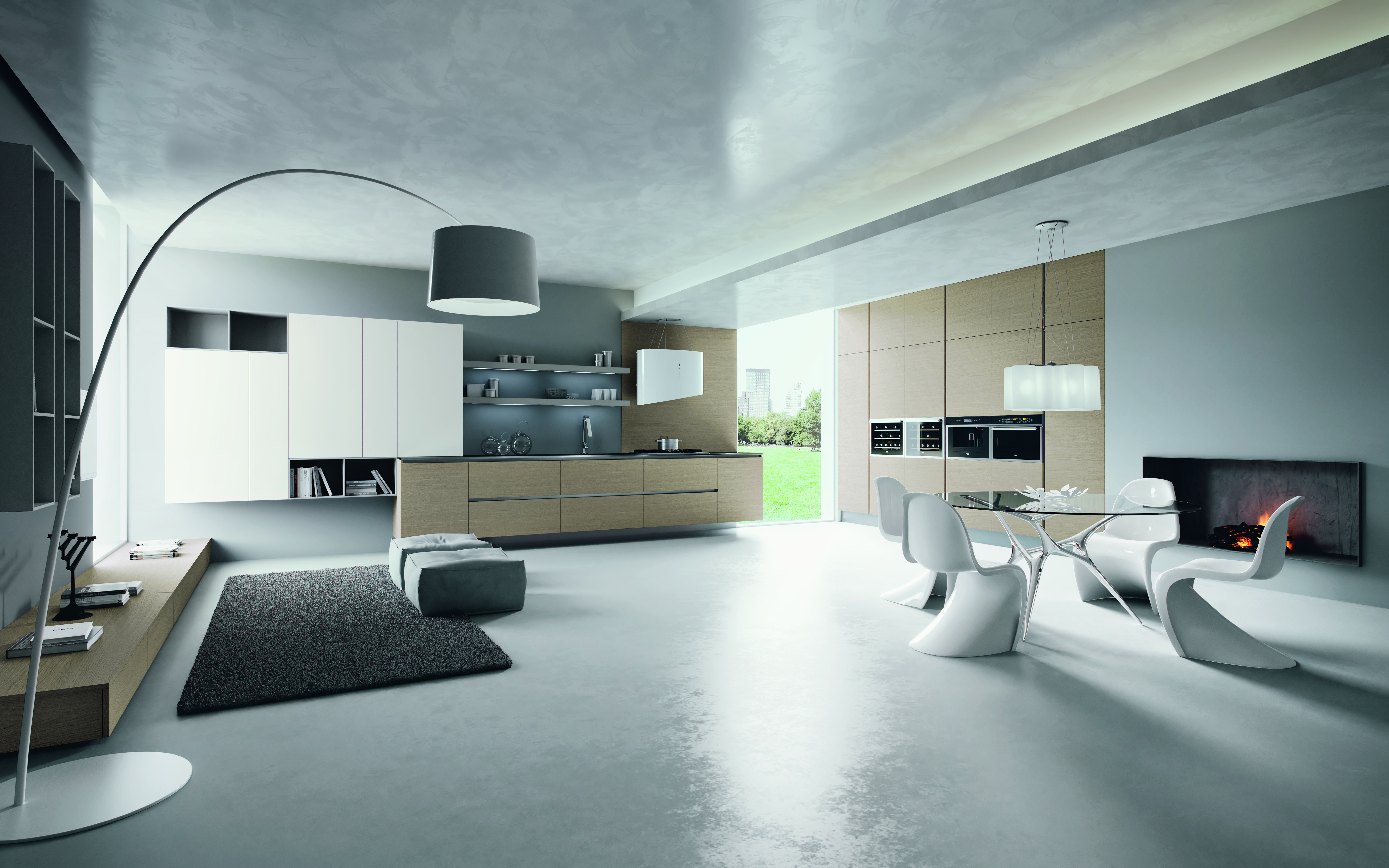 Trendy and Modern Kitchens by Arrital: 7 Best Collections for 2016 ...
