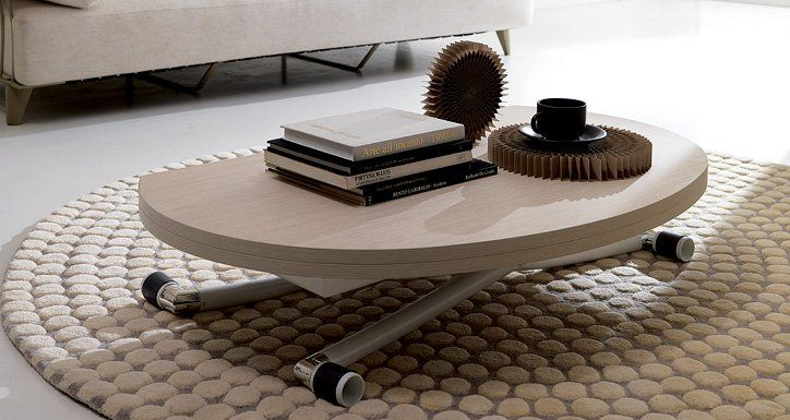 How to choose an ideal coffee table?