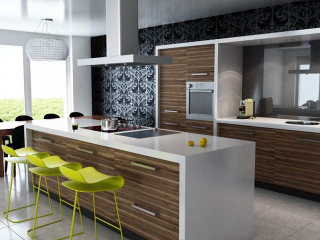 Modern Kitchen Design Ideas 2016 ~ Upcoming kitchen trends for euroluxe interiors