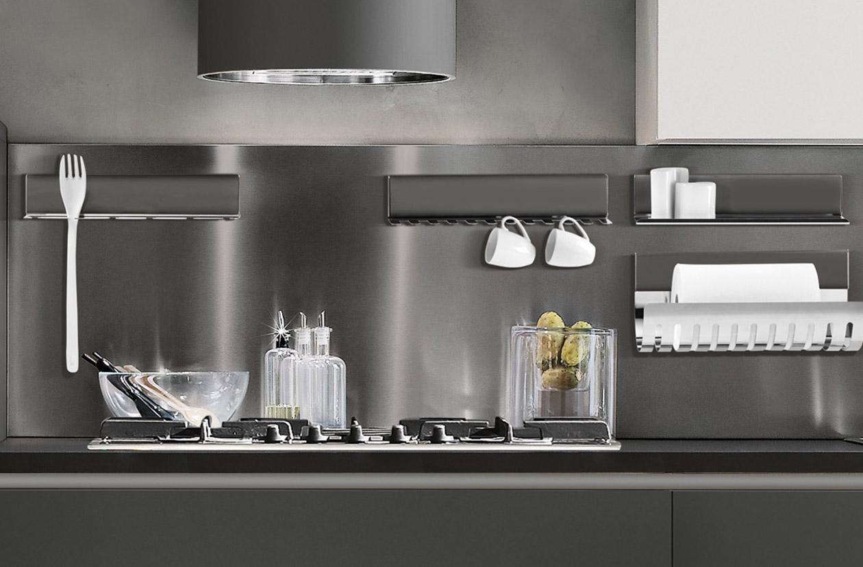 Euroluxe interiors european luxury within reach for Cucina accessori