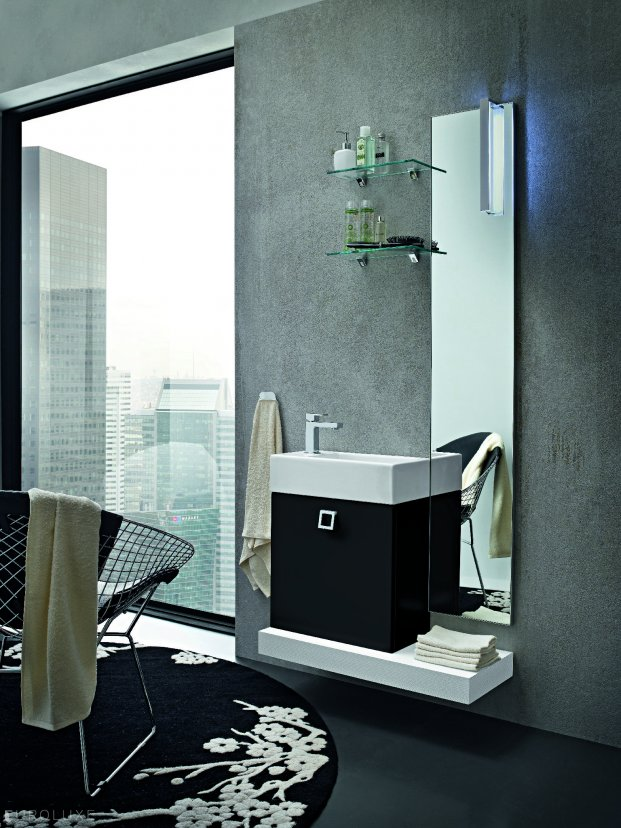 Play by cerasa bathrooms euroluxe interiors - Nice arredo bagno ...
