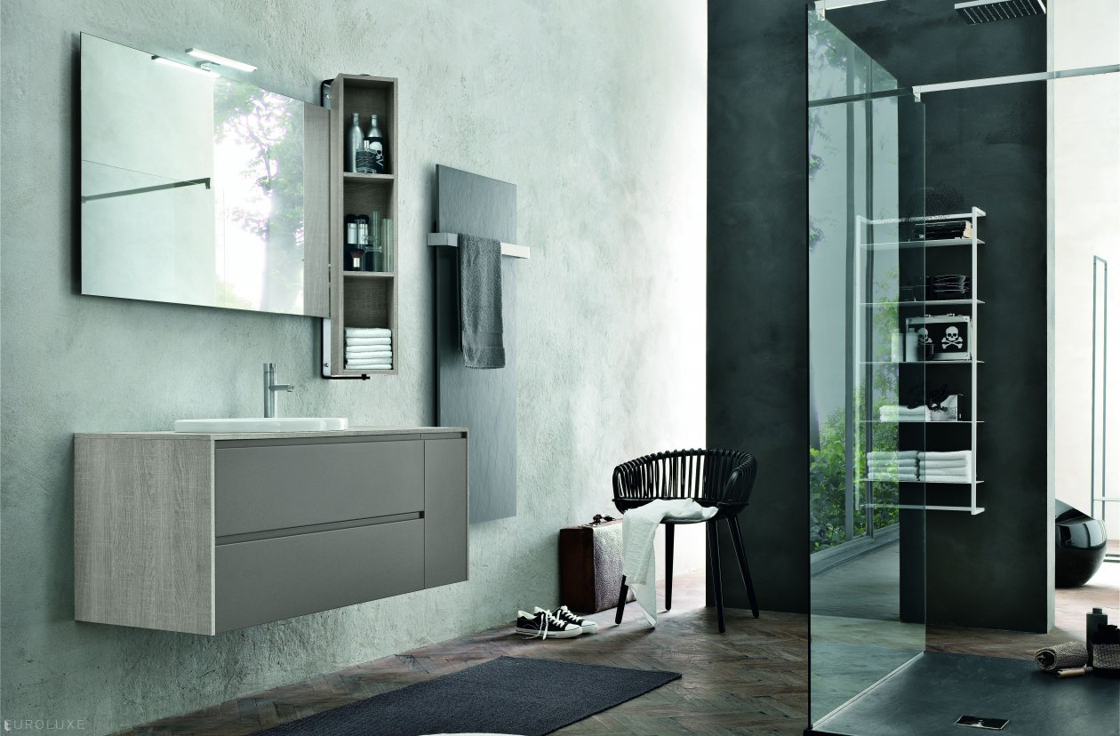 Petra by artesi bathrooms euroluxe interiors for Bagno jungla