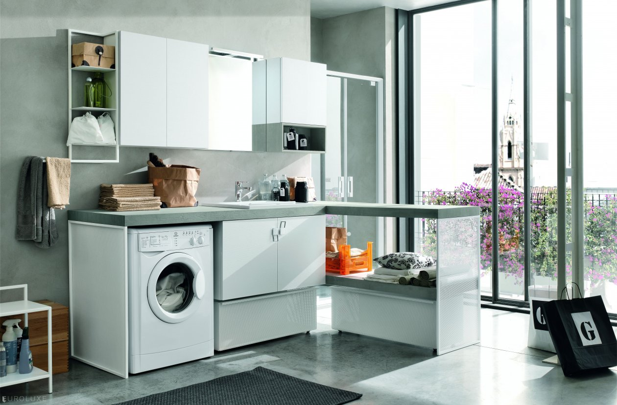 Lavanderia By Artesi → Bathrooms Euroluxe Interiors