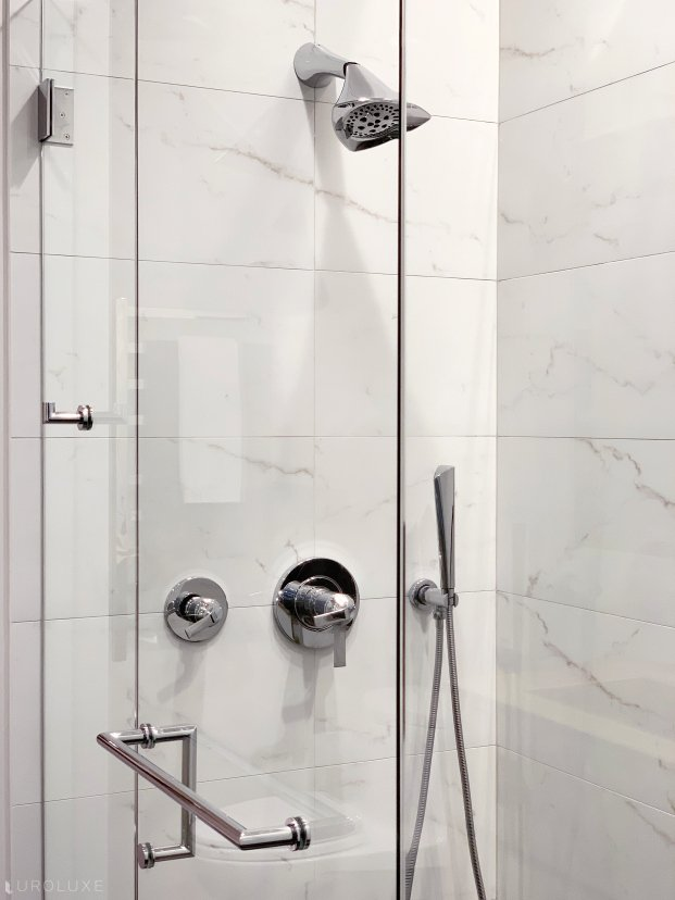 Chicago | Lakeview Master Bath