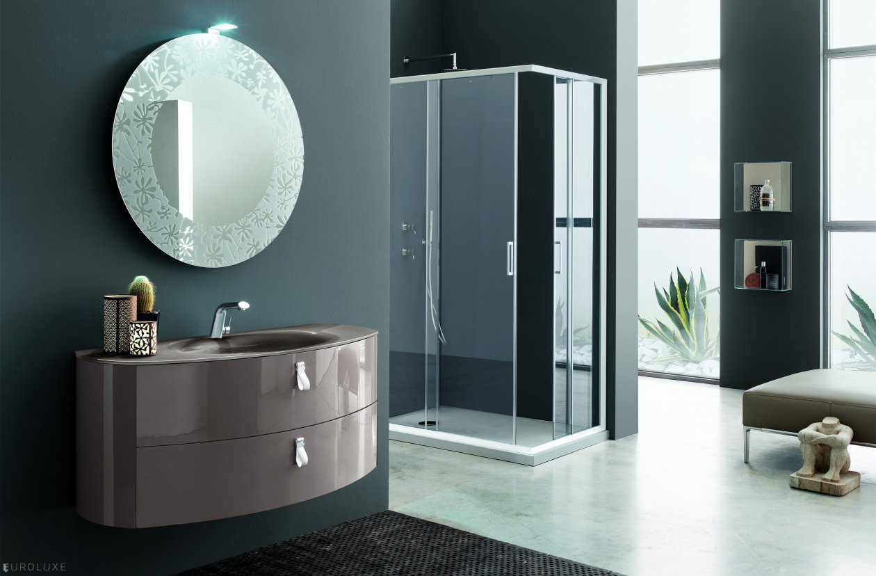 Topazio by artesi bathrooms euroluxe interiors for Bagno jungla