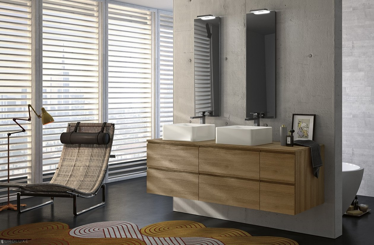 Moon by GB Group → Bathrooms - Euroluxe Interiors